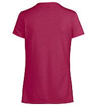 Vaude Essential - T-Shirt - Damen, Red