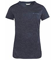 Vaude Essential - T-Shirt - Damen, Dark Blue