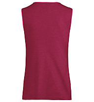 Vaude Essential - top - donna, Red