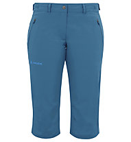Vaude Wo Farley II - pantaloni corti trekking - donna, Light Blue
