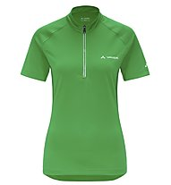 Vaude Woman´s Dyce Shirt - Maglia Ciclismo, Apple Green