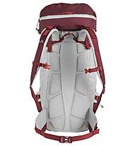 Vaude Woman's Rupal 30+ - zaino alpinismo - donna, Dark Red