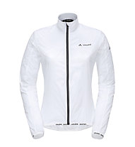 Vaude Women's Air Jacket II Damen-Radjacke, White