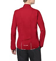 Vaude Women's Air Jacket II Damen-Radjacke, Red