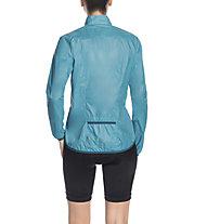 Vaude Air III - giacca bici - donna, Blue