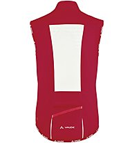 Vaude Women's Air Vest II Damen-Radweste, Red