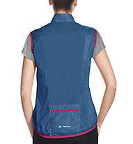 Vaude Women's Air Vest III - Radweste - Damen, Blue/Pink