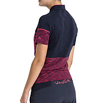 Vaude Women's Altissimo Shirt - Radtrikot - Damen, Blue/Red