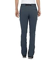 Vaude Badile II - pantaloni softshell - donna, Blue