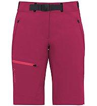 Vaude Badile - kurze Wander- und Trekkinghose - Damen, Pink