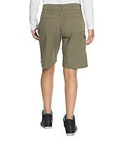 Vaude Cyclist - pantaloni bici - donna, Brown
