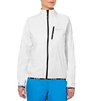 Vaude Women's Drop Jacket III - Radjacke - Damen, White