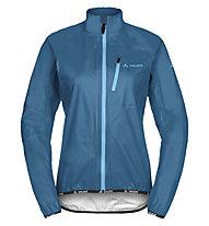 Vaude Drop III - giacca bici - donna, Light Blue