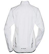 Vaude Drop III - giacca bici - donna, White