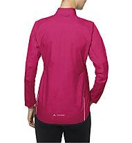 Vaude Drop III - giacca bici - donna, Pink
