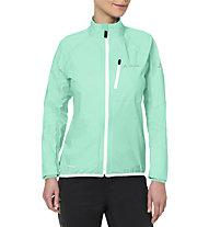 Vaude Drop III - giacca bici - donna, Green