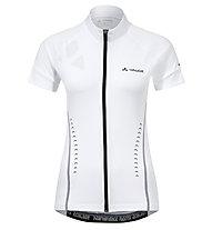 Vaude Women's Pro Tricot - Radtrikot - Damen, White