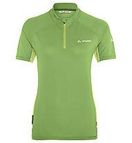 Vaude Roseg II - T-Shirt trekking - donna, Green