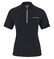 Vaude Women's Siros Shirt, Black