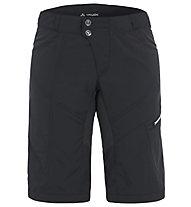 Vaude Women's Tamaro Shorts - Radhose MTB - Damen, Black