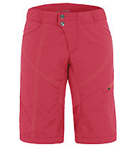 Vaude Women's Tamaro Shorts - Radhose MTB - Damen, Red
