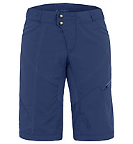 Vaude Women's Tamaro Shorts - Radhose MTB - Damen, Blue
