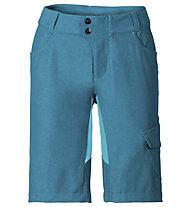 Vaude Women's Tremalzo Shorts II - Radhose MTB - Damen, Green