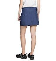 Vaude Women's Tremalzo Skirt II - Rock Bike - Damen, Blue