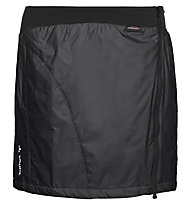 Vaude Waddington Skirt II Gonna scialpinismo donna, Black