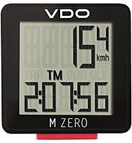 Vdo M Zero - contachilometri bici, Black