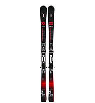 Völkl Deacon 74 Pro Black + rMotion2 12 GripWalk - sci alpino