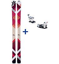 Völkl Inuk Set: Ski+Bindung