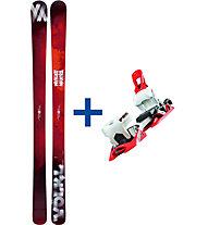 Völkl Mantra FR Set: Ski+Bindung