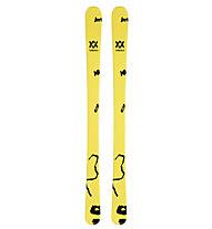 Völkl Revolt JR - Freestyle-Ski für Kinder, Yellow
