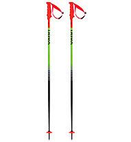 Völkl Speedstick - bastoncini sci alpino, Red/Green