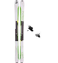 Völkl VTA80 Lite - Tourenski Set: Ski + Bindung