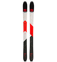 Völkl VTA 98 - Tourenski/Freeride-Ski, Black/Red/White