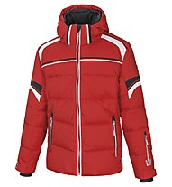 Vuarnet Catullo -  Skijacke - Herren, Red/Black