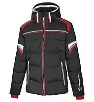 Vuarnet Catullo -  Skijacke - Herren, Black/Red
