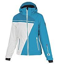 Vuarnet Dole - Skijacke - Frau, Light Blue/White