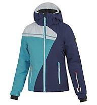 Vuarnet Dole - Skijacke - Frau, Light Blue/Blue