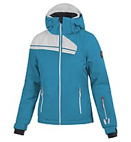 Vuarnet Dole - Skijacke - Frau, Light Blue/White/Black