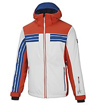 Vuarnet M-Bruniquel -  Skijacke - Herren, White/Orange
