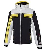 Vuarnet M-Bruniquel -  Skijacke - Herren, Black/Yellow
