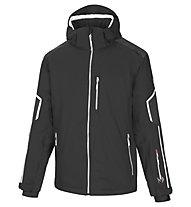 Vuarnet Giacca sci M-Caylus Jacket Man, Black/White Sail