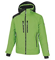 Vuarnet M-Dublin Skijacke, Green/Black