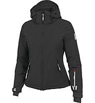Vuarnet M-L Risi - giacca da sci - donna, Black