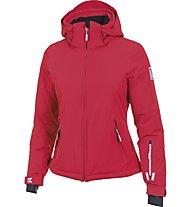 Vuarnet M-L Risi - giacca da sci - donna, Red