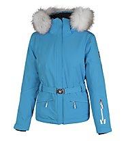 Vuarnet M-L Valence - giacca da sci - donna, Light Blue