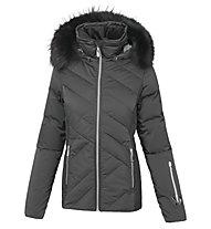 Vuarnet Giacca sci M-L Verla Down Jacket Lady, Black/Black